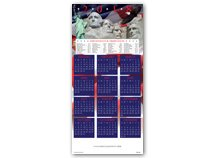 Land of Liberty Calendar Cards